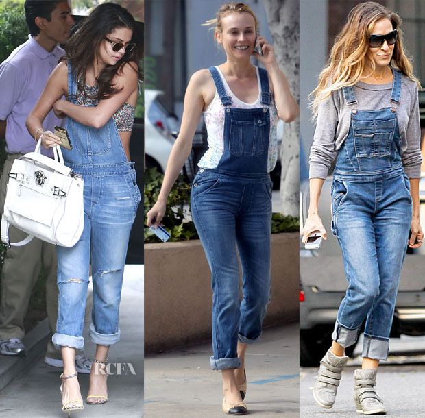 Celebrities-Love-Denim-Overalls