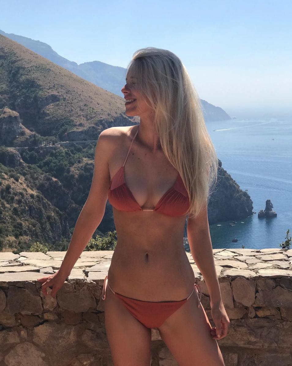 bikini kropsform