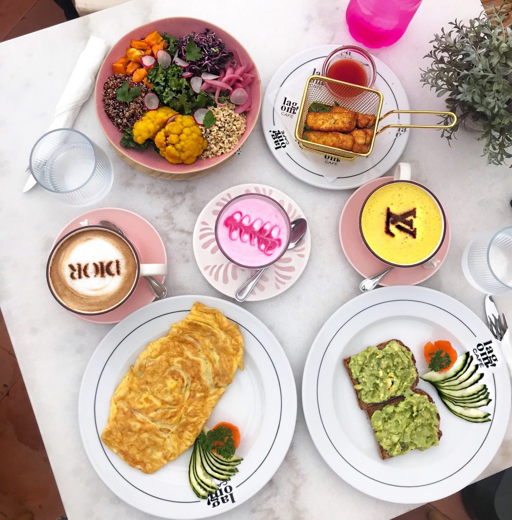 Lagom Cafe marbella