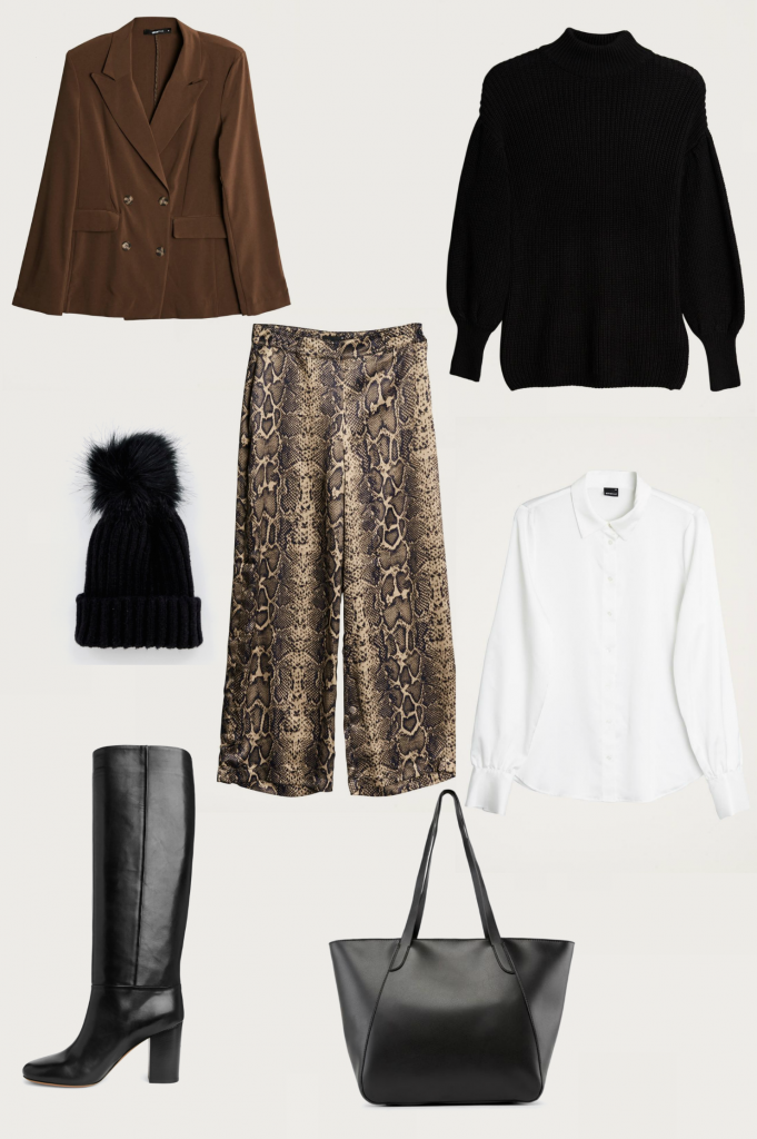 Outfit December wanties by Simone Tajmer