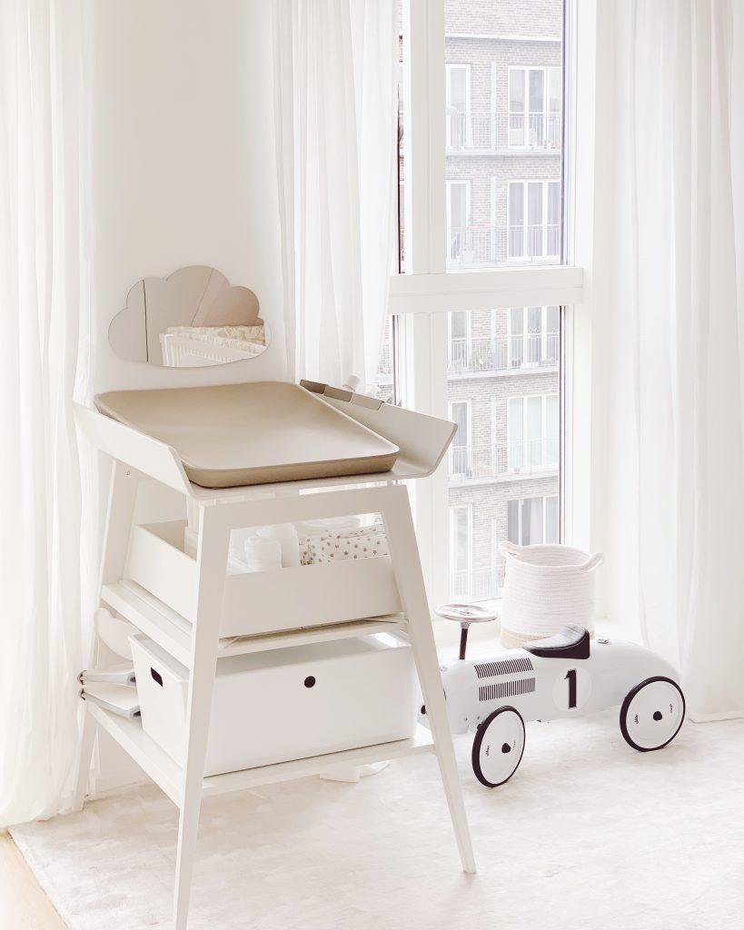 Simone Tajmer babyværelse