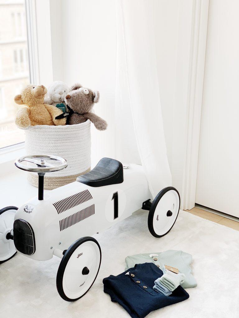 Baby værelse inspiration